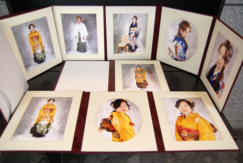 仙台成人式写真・ロイヤル写真館